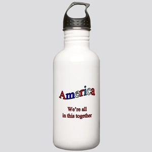 We're all in this together Stainless Water Bottle