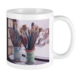 Brushes Bouquet Mug