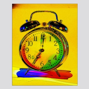 Alarm Clock Small Poster
