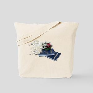 Honeymoon Abroad Tote Bag
