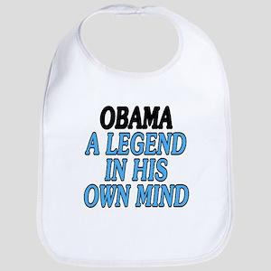 Obama. A legend... Bib