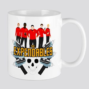 TheRedExpendables Mugs