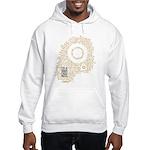 Believe in Crop Circles Hooded Sweatshirt