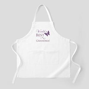 World's Best Grandma Apron