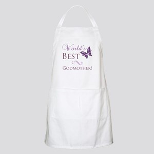 World's Best Godmother Apron