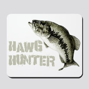 Hawg Hunter Mousepad