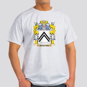 Stanton Family Crest - Coat of Arms T-Shirt