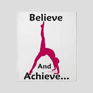 Gymnastics Blanket - Believe