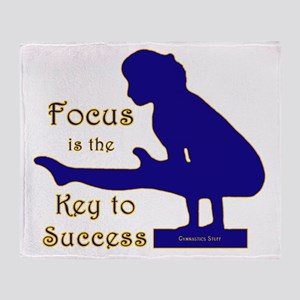 Gymnastics Blanket - Focus