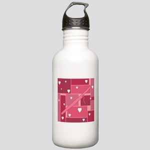 Bassoon Hearts Stainless Water Bottle 1.0L