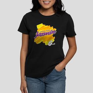 Jazmin Tissue Women's Dark T-Shirt