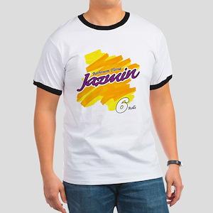 Jazmin Tissue Ringer T
