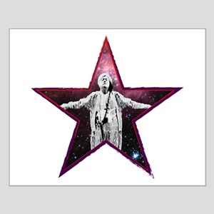 Crowley Star Small Poster