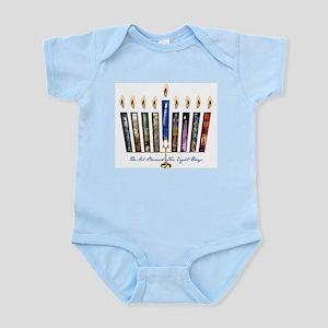 Chanukah Miracle Infant Bodysuit