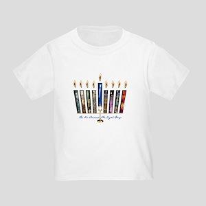 Chanukah Miracle Toddler T-Shirt