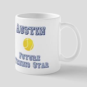 Austin - Future Tennis Star Mug