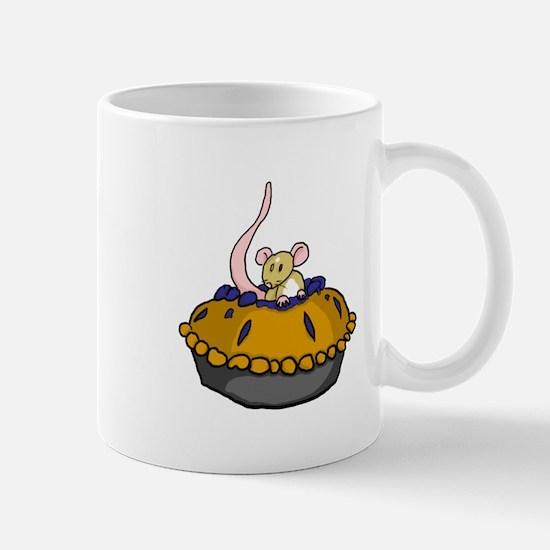 Blueberry PieRat Mug
