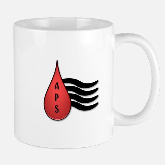 APSFA Alternate Logo Mug