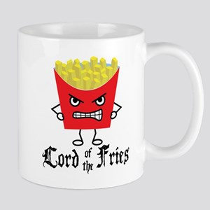 Lord of Fries Mug
