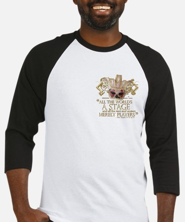 As You Like It Quote Baseball Jersey