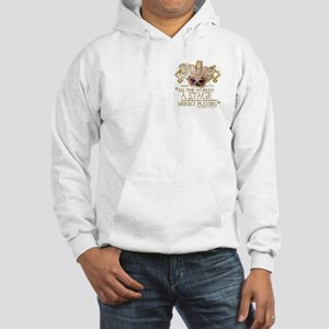 As You Like It Quote Hooded Sweatshirt