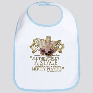 As You Like It Quote Bib