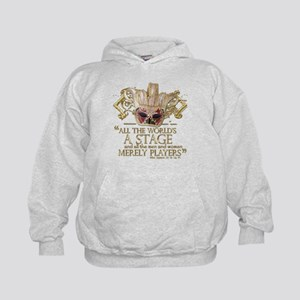As You Like It Quote Kids Hoodie