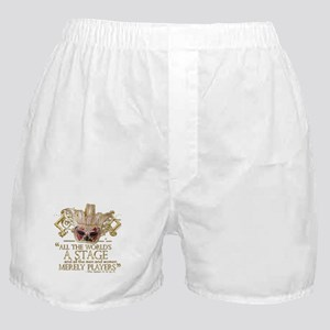 As You Like It Quote Boxer Shorts