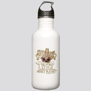 As You Like It Quote Stainless Water Bottle 1.0L