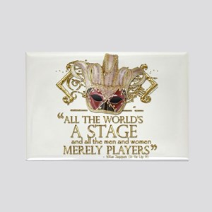 As You Like It Quote Rectangle Magnet