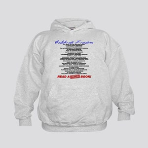Read a Banned Book! Kids Hoodie