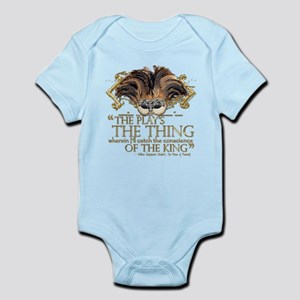 Shakespeare Hamlet Quote Infant Bodysuit