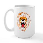 Singh [Lion] Large Mug