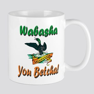 Wabasha You Betcha Mug