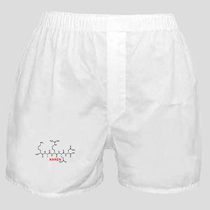 Karen molecularshirts.com Boxer Shorts