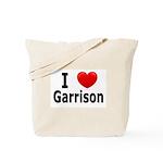 I Love Garrison Tote Bag