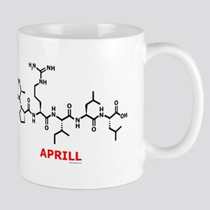 Aprill molecularshirts.com Mug