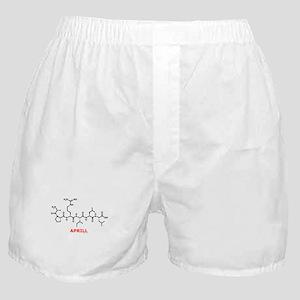 Aprill molecularshirts.com Boxer Shorts