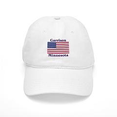 Garrison US Flag Baseball Cap
