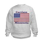 Garrison US Flag Kids Sweatshirt