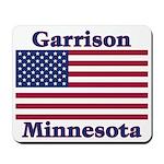 Garrison US Flag Mousepad
