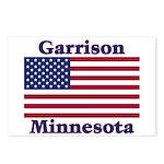 Garrison US Flag Postcards (Package of 8)