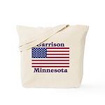 Garrison US Flag Tote Bag