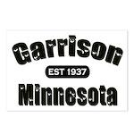Garrison Established 1937 Postcards (Package of 8)