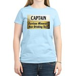 Garrison Beer Drinking Team Women's Light T-Shirt