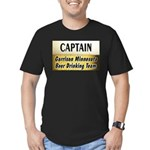 Garrison Beer Drinking Team Men's Fitted T-Shirt (