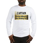 Garrison Beer Drinking Team Long Sleeve T-Shirt