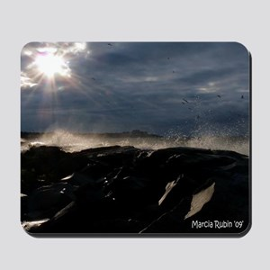 Angry Erie Mousepad