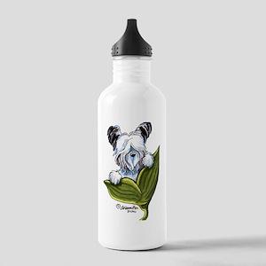 Platinum Skye Terrier Stainless Water Bottle 1.0L