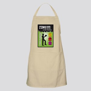 Zombies Cook Apron